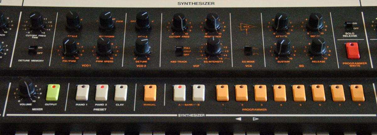 Korg Trident MK1 Synthesizer