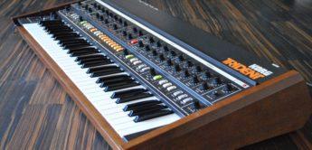Blue Box: KORG Trident & MKII Ensemble-Synthesizer