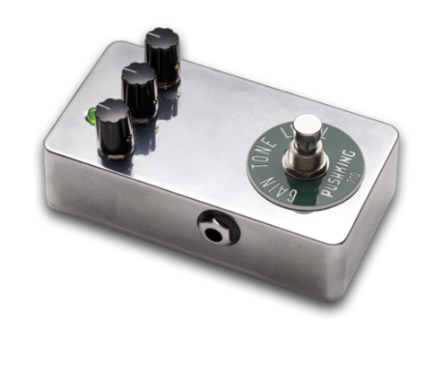 Pushking Pedals 710
