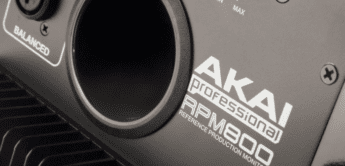 Test: Akai RPM800, Nahfeld Monitore