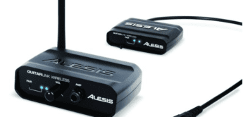 Test: Alesis Guitarlink Wireless, Gitarrensender