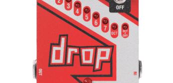 Test: Digitech The Drop, Effektgerät für Gitarre