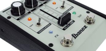 Test: Ibanez ES2 Echo Shifter Analog Delay, Effektgerät für Gitarre