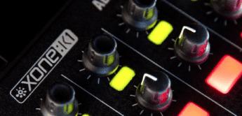 Test: Allen&Heath Xone:K1, MIDI-Controller