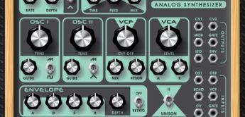 Top News: Dreadbox Erebus, Analogsynthesizer