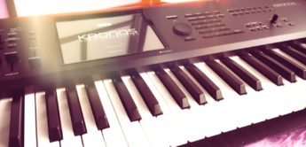 Test: Korg Kronos Music Workstation Teil 2