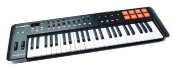 Test: M-Audio Oxygen MK4, USB/MIDI-Controllerkeybaord