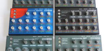 Test: Stereoping Microwave, 8000 & 10006R, Synth Controller