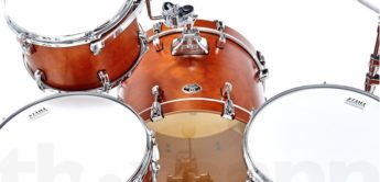 Test: TAMA Silverstar Jazz Set