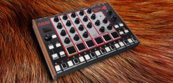 Test: Akai Rhythm Wolf Analog Drum Machine