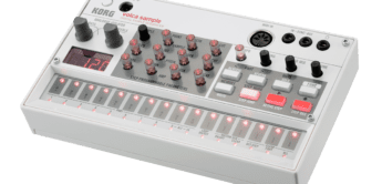 Top News: Korg Volca Sample, Digital Sample Sequencer