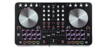 Test: Reloop Beatmix 4, DJ-Controller