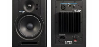 Test: Fluid Audio F5, Nahfeld Monitore