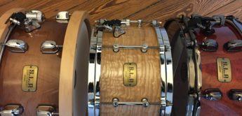 Test: Tama Sound Lab Snares LMP1465F-SEN, LGM137-STA & LGB146-NQB
