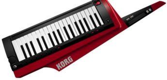 Test: Korg RK-100S, Keytar-Synthesizer