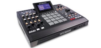 Black Box: Akai MPC5000 2.0, Music Production Center