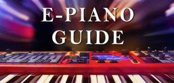 Die besten E-Pianos und Digitalpianos für Einsteiger