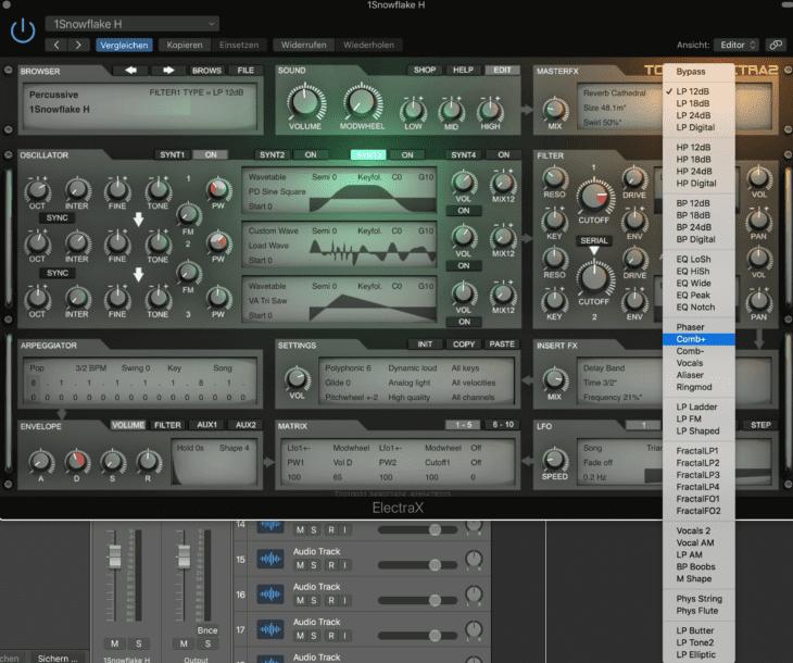 Tone2 Electra2 Version 2.6
