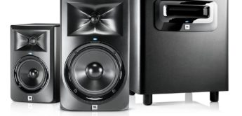 Test: JBL LSR 305, LSR 310S, Nahfeld Monitore