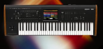 Test: Korg Kronos 2015, Music Workstation