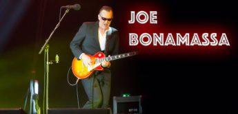 Joe Bonamassa: Seine Gitarren, seine Musik
