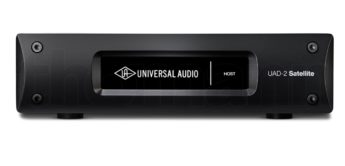 Test: Universal Audio UAD-2 Satellite TB QUAD und TB OCTO