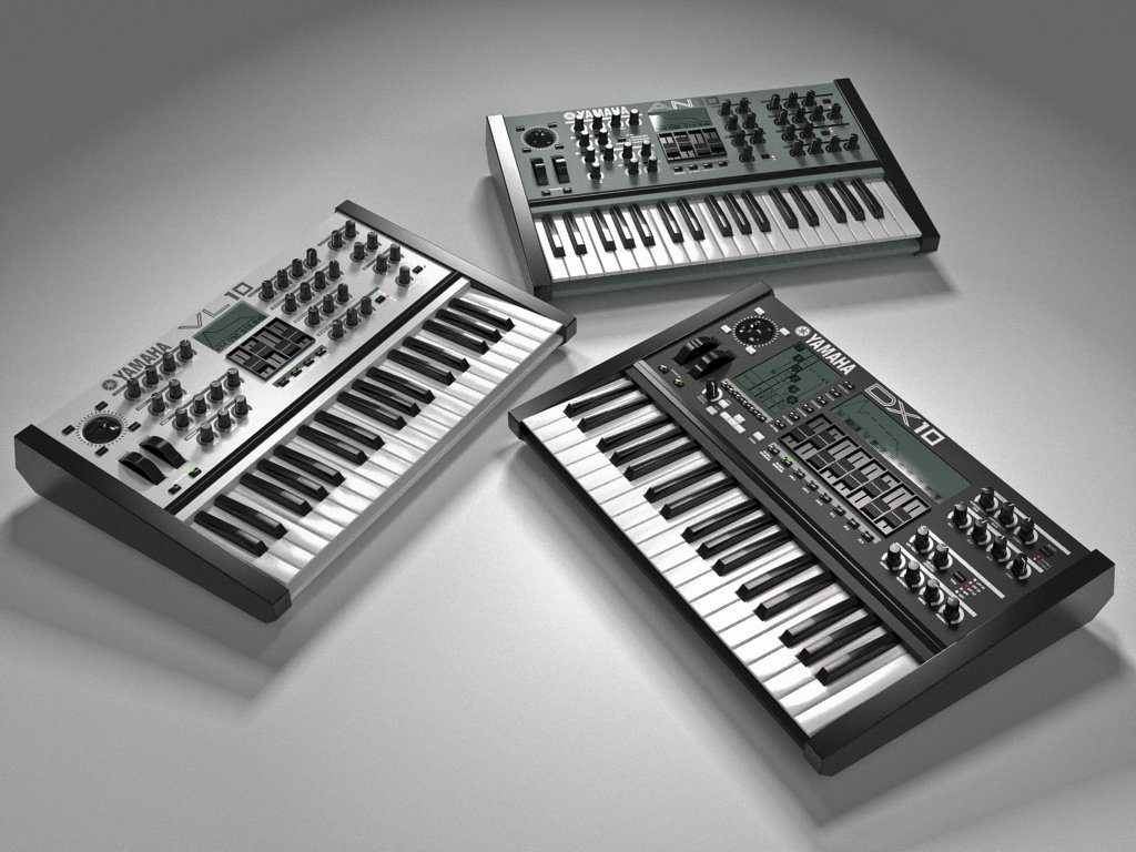Yamaha Keyboard Dx Models