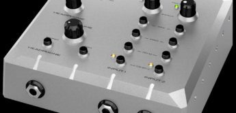 Test: Aphex IN 2, USB-Audiointerface