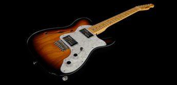 Test: Fender SQ Vint Modi 72 Tele Thin 3TS E-Gitarre