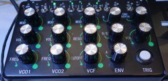 Buzz: Roland / Reon Driftbox R, Analogsynthesizer