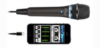 Test: IK Multimedia iRig Mic HD, Mikrofon für iOS