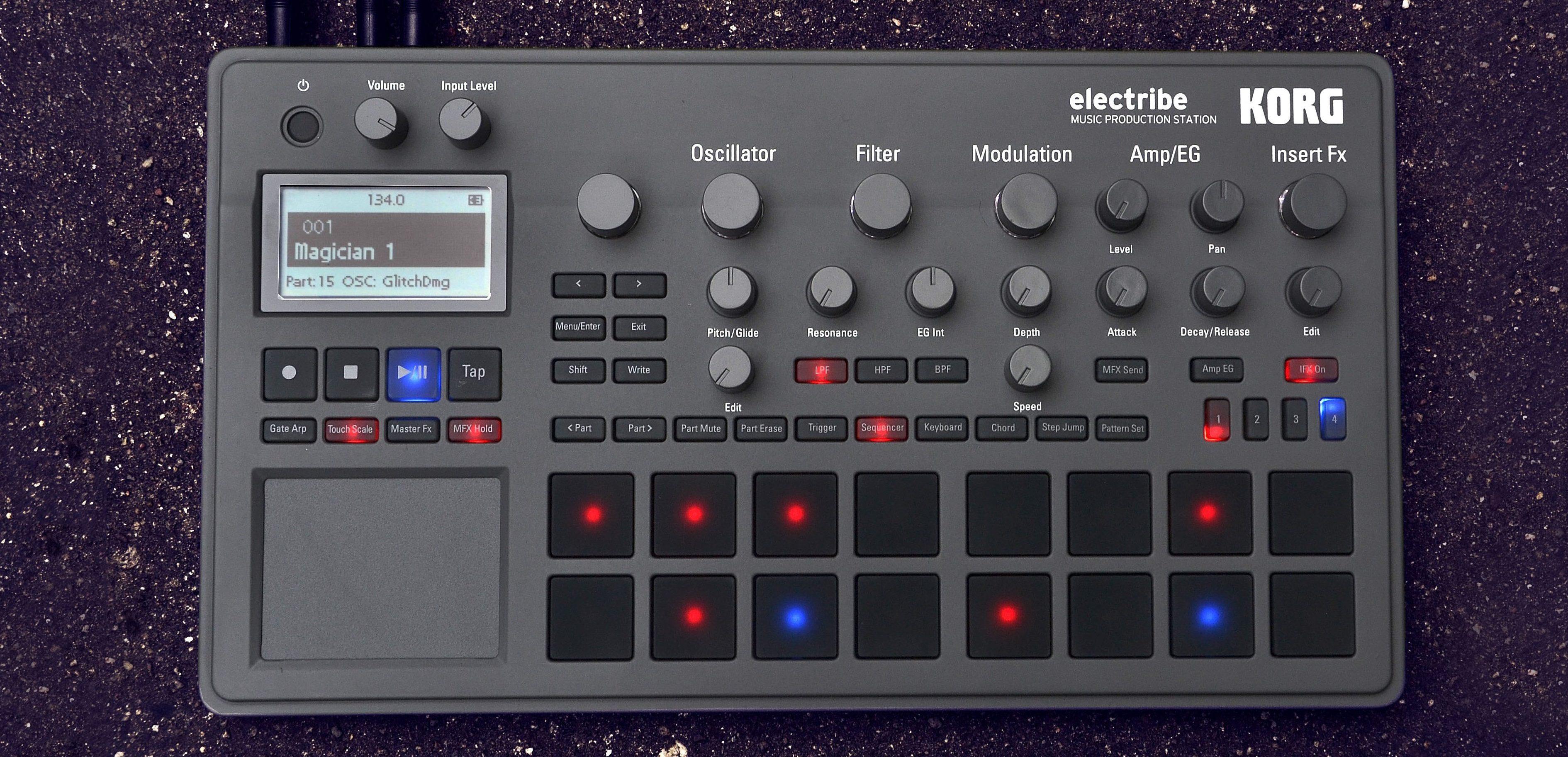 Korg - Electribe