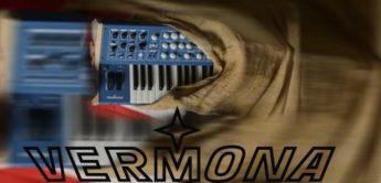 BUZZ: neuer Synthesizer von Vermona