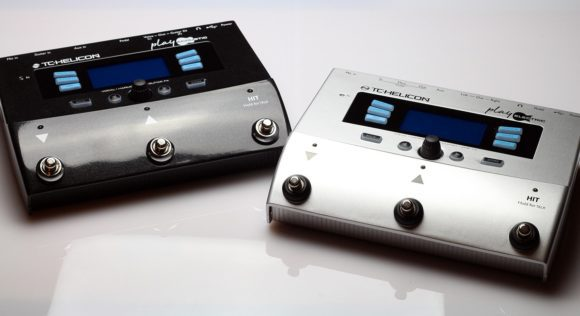 TC-Helicon Play Acoustic und Play Electric