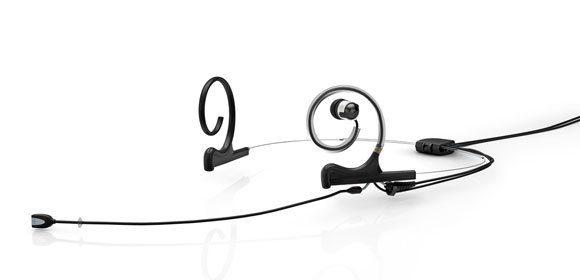 test dpa d fine in ear broadcast headset microphone. Black Bedroom Furniture Sets. Home Design Ideas