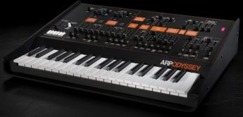 Top News: Korg ARP Odyssey, Duophonic Analog Synthesizer