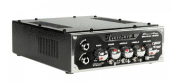 Test: Taurus Qube-450, Bassverstärker