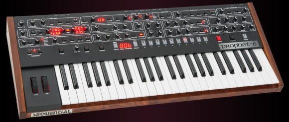 Prophet-6 Synthesizer