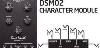Top News: Dave Smith Instruments DSM02, Eurorack-Effektmodul