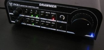Test: Drawmer MC 2.1, Monitor Controller