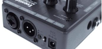 Test: Eventide Mixing Link, Mikrofonvorverstärker