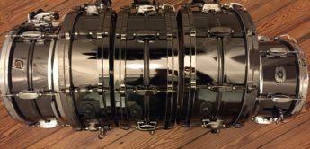 Test: Tama Metalworks Snare Drums MT1055M, MT1255M, MT1440DBN, MT1455DBN, MT1465DBN