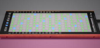 Top News: Roger Linn Design LinnStrument MIDI-Controller