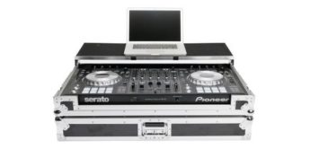 Test: Magma DDJ-SZ DJ-Controller Workstation, Flightcase