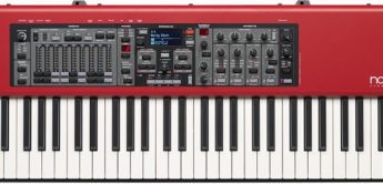 Top News: Clavia Nord Electro 5, Stage Keyboard
