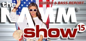 Report: NAMM SHOW 2015 – Gitarre & Bass