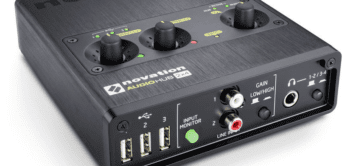 Test: Novation Audiohub 2×4, Audiointerface