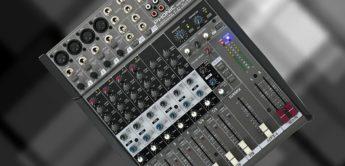 Test: Phonic AM1204 FX USB, Kleinmischpult