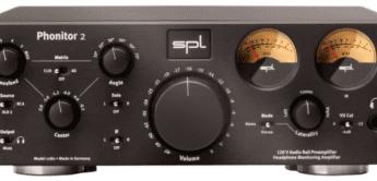 Test: SPL Phonitor 2, Kopfhörerverstärker