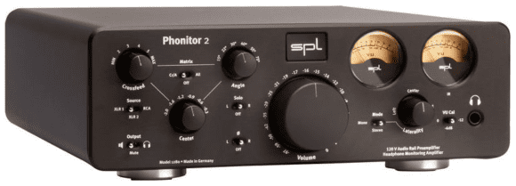 SPL Phonitor 2 - Side